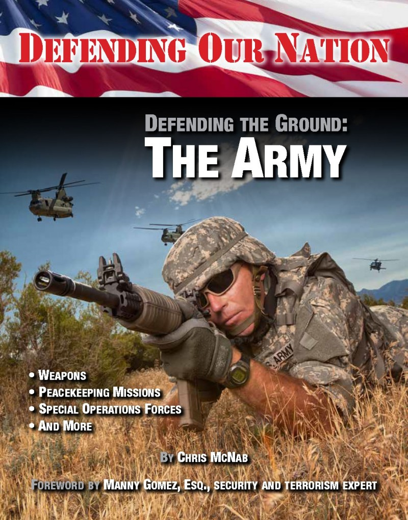 Defending the Ground: The Army