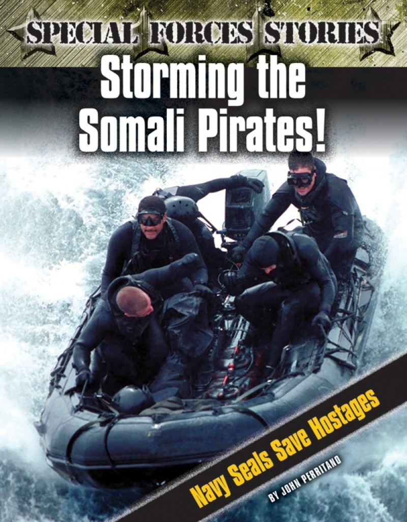 Storming the Somali Pirates! Navy SEALs Save Hostages